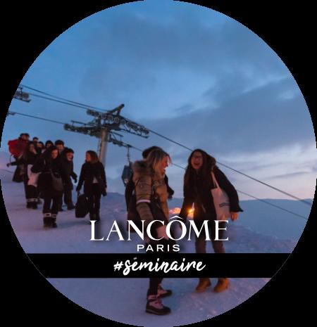 Like Event pour Lancôme