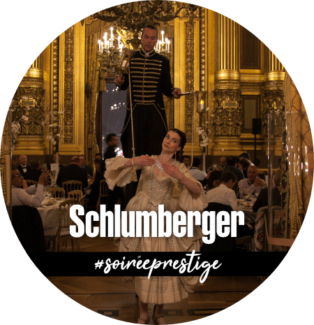 Like Event pour Schulmberger